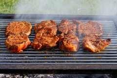 Вкусные рецепты: Маффины с кока колой, Вкусненькие блинчики, Рулетики из сёмги с креветкой - Salmon roll.